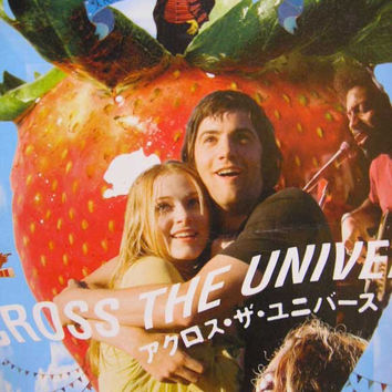 Across the Universe (Japanese) 11x17 Movie Poster (2007)