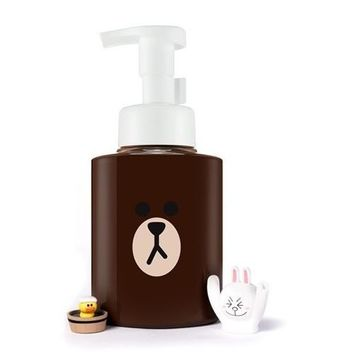 MISSHA + LINE FRIENDS Micro Bubble Foam