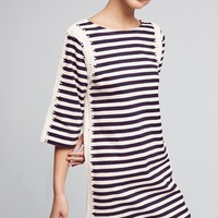Nautical Patchwork Tunic Dress