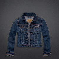 Capistrano Denim Jacket
