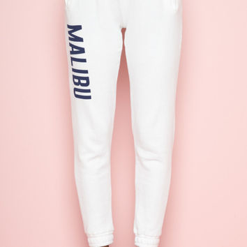 Rosa Malibu Sweatpants - Bottoms - Clothing