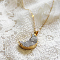 Desert Moon Necklace