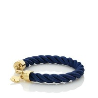 kate spade | learn the ropes thin bracelet