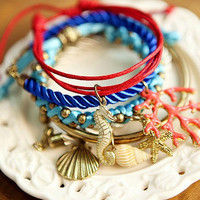 Sea Wind Bracelet Bundle in a Bag