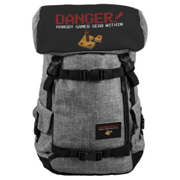 Hangry Gamer Gear Within Water and Snow Resistant Penryn Backpack