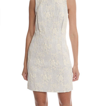 3.1 Phillip Lim Silk Combo Dress