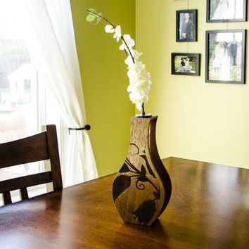 Laser Cut Test Tube Bud Vase