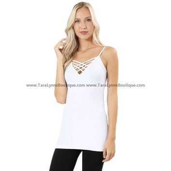Long Seamless Layering Tank