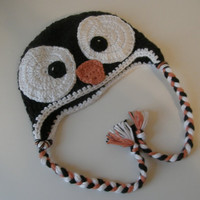 Adult Penguin Hat