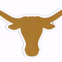 NCAA Texas Longhorns Magnets Car Auto Truck Fridge Home Decor Authentic New