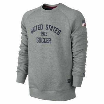 Nike USA AW77 Covert LS Crew Sweater