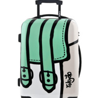 Luggage Online Hand Cabin trolley Accepted Ryanair and Easyjet TWISTED BAG