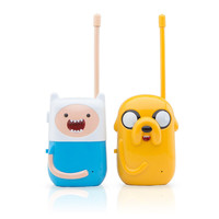 Adventure Time Finn & Jake Electronic Walkie Talkies