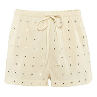 Shorts with Mirror Details - from H&M