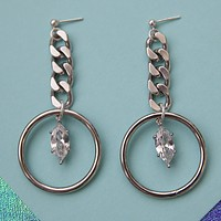 Ring of Sparkles Earrings