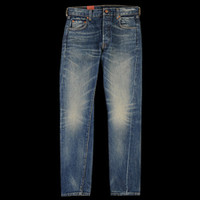 UNIONMADE - Levi's Vintage Clothing - 1966 501 Jeans Customised Shocktop