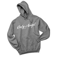"Harry Styles ""Only Angel"" Unisex Adult Hoodie Sweatshirt"