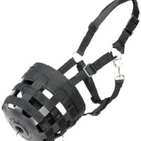 Saddles Tack Horse Supplies - ChickSaddlery.com Best Friend Deluxe Grazing Muzzle