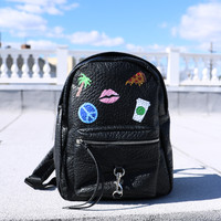 It's By Sam Emoji Backpack