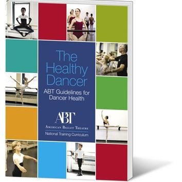 ABT The Healthy Dancer Book - Media