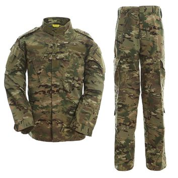 USMC BDU Inspired Military Tactical Hunting Airsoft Combat Gear Training Uniform Ghillie Suits sets Shirt + Pants