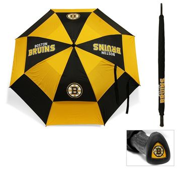 Boston Bruins NHL 62 inch Double Canopy Umbrella