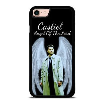 CASTIEL ANGEL OF THE LORD iPhone 8 Case