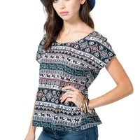 Tribal Mix Tee