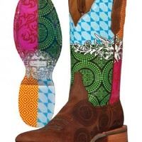 Festival Cinch Edge Boots Urban Western Wear