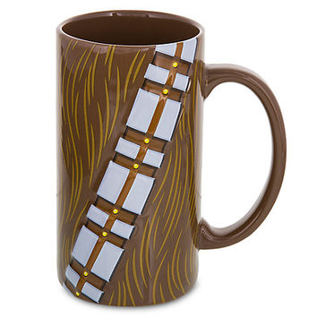 Chewbacca Mug - Star Wars | Disney Store