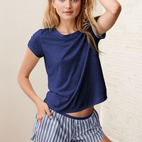 The Mayfair Tee & Short Set - Victoria's Secret