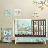 MiGi Little Tree Crib Bedding Set by Bananafish, Crib Bedding Sets, Bedding for Children