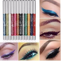 Eyeshadow Eyebrow Lip Eye Eyeliner Pen Pencil Makeup Cosmetic Set (Size: 12) [8072702407]