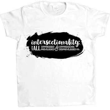 Intersectionality -- Women's T-Shirt
