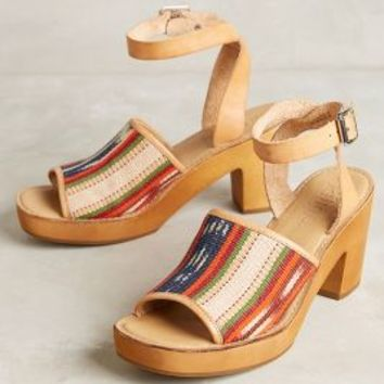 Latigo Inca Heels in Novelty Size: