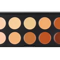 10CON - 10 Color Concealer Palette 10CON - 10 Color Concealer Palette [10CON] - $14.95 : Professional Private Label Makeup Brushes, Brush Sets, and Cosmetics. | Crown Brush, Shop Crown Brush for professional, private label makeup brushes, cosmetic products