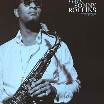 Sonny Rollins Newk's Time Album Cover Poster 24x34