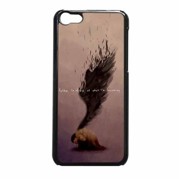 Supernatural castiel quote iPhone 5c Case