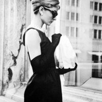 Breakfast at Tiffanys Dress Audrey HepburnCustom by Morningstar84