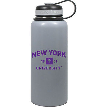 New York University 32 oz. Water Bottle
