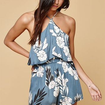 Somedays Lovin After The Storm Romper at PacSun.com