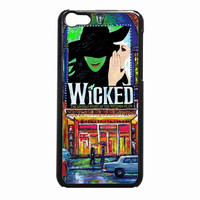 Wicked Broadway Musical watercolor 0d44f913-b7ec-4258-ba99-09fefee4c245 FOR iPhone 5C CASE *01*
