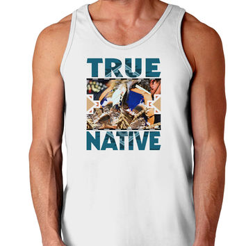 True Native American Loose Tank Top