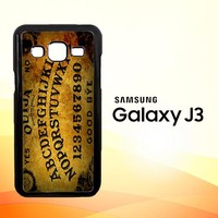 Ouija Board L2199 Samsung Galaxy J3 Edition 2015 SM-J300 Case