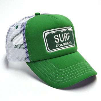 SURF COLORADO CLASSIC TRUCKER HAT