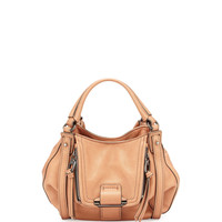 Jonnie Mini Crossbody Bag, Rose Gold - Kooba