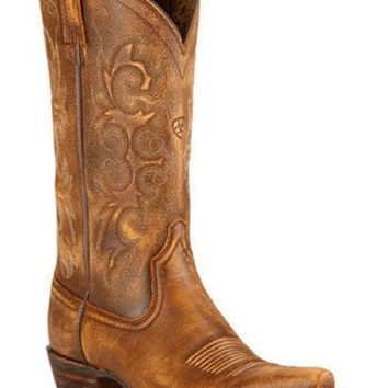 Ariat Alabama Vintage Cowgirl Boots - Snip Toe