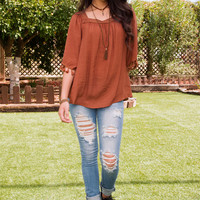 Kinley Distressed Jeans