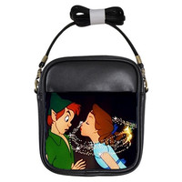 Peter Pan Kiss CrossBody Bag