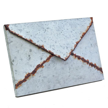 You Got Mail Handmade Metal Wall Pocket